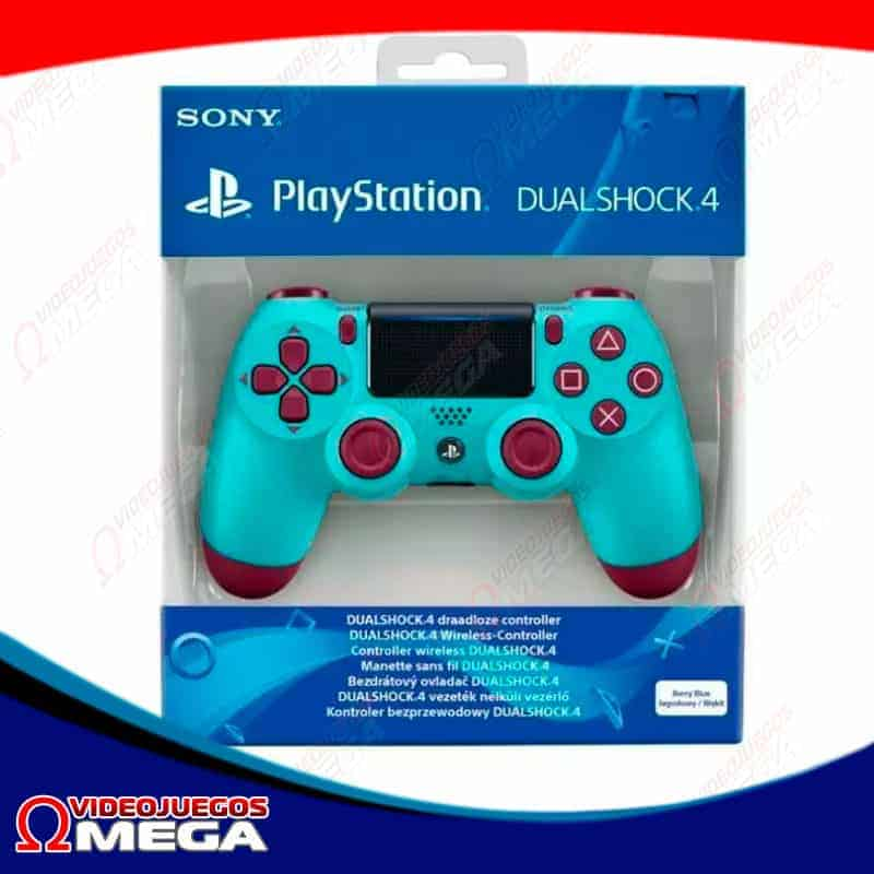 Control PS4 Blue Berry