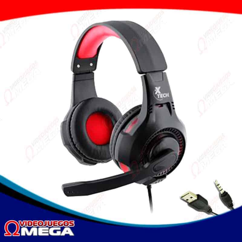 XTH540 headsets audifonos