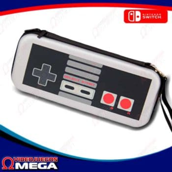 Estuche Nintendo Switch