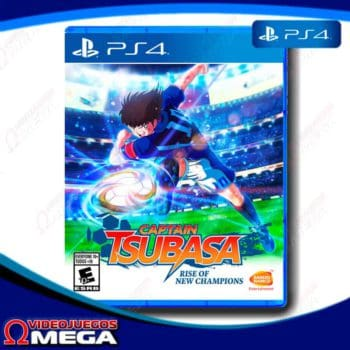 Super Campeones PS4