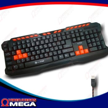 Teclado Marvo Scorpion USB
