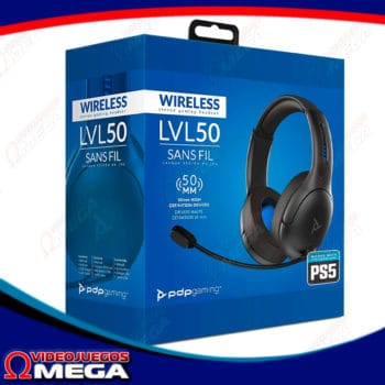 Headsets Inalambricos LVL50