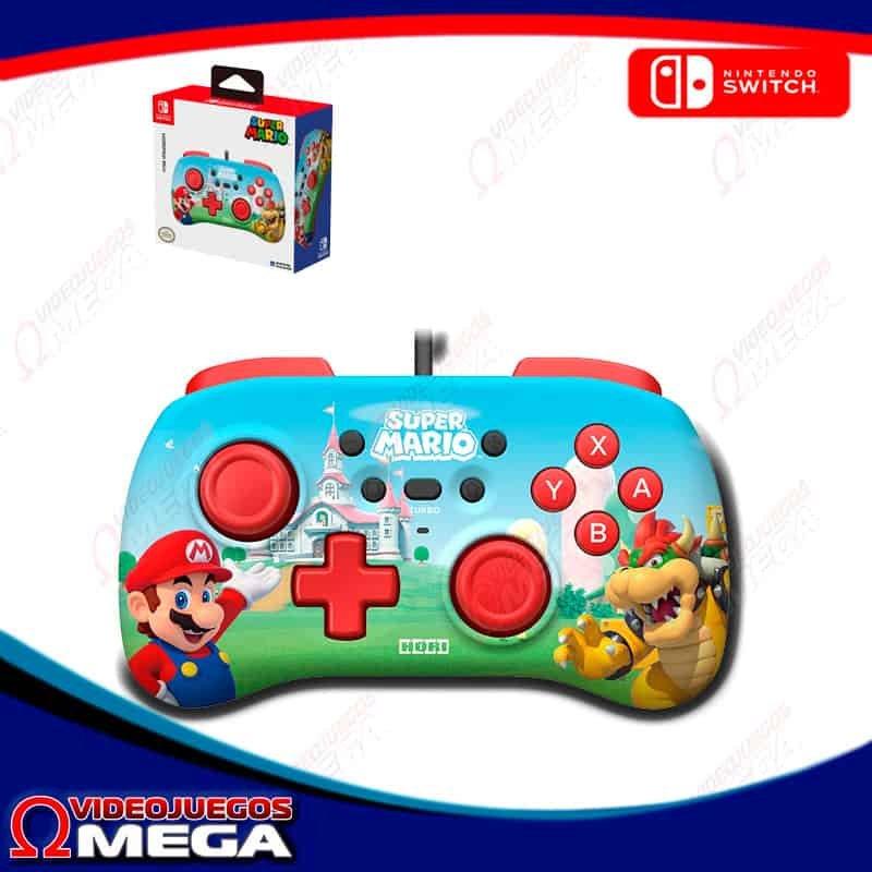 Control Nintendo Switch Mini Super Mario
